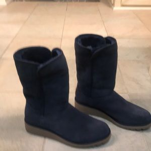 UGG Shoes - Ugg classic navy boots